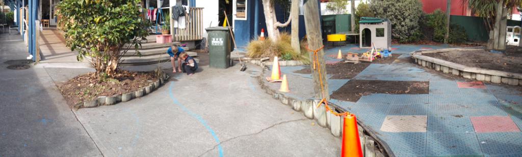 2019_Hawkes Bay_Kindergarten transforms outdoor environment
